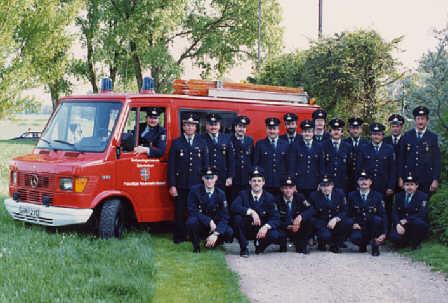 Förderverein der Freiwilligen FeuerwehrMitgliederversammlung am 01.02.2019